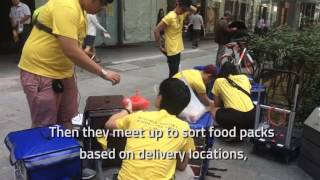 Whyq For Hawker Food? Your Delivery Is On Its Way