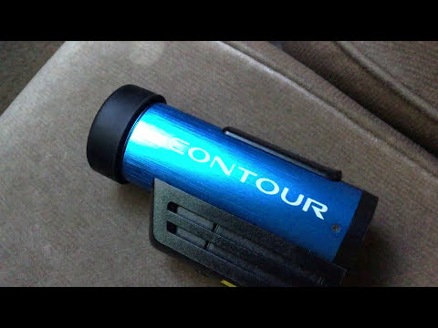 Contour ROAM2 Waterproof Video Camera (Blue) REVIEW.