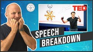 "Speech Breakdown: TED Talk by Tim Urban (""Wait But Why"")"