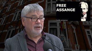 Gerhard Baisch: Assange droht die Todesstrafe