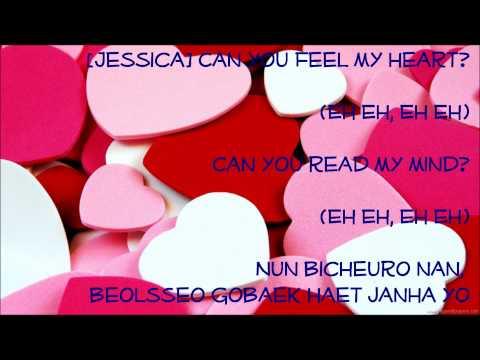 """Say Yes"" - Girls' Generation (SNSD 소녀시대) With Lyrics On Screen"