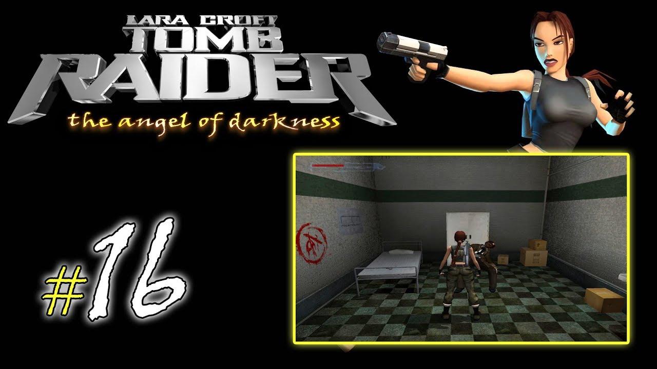 """Let's Play: Tomb Raider VI: AoD odc. 16 – """"Drukarka i ciało"""""""