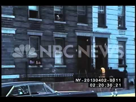 New York City 1970s Part 2 - www.NBCUniversalArchives.com