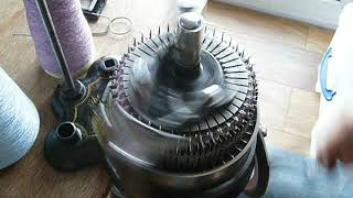 The Auto Knitter CSM Circular Sock Machine - For Sale