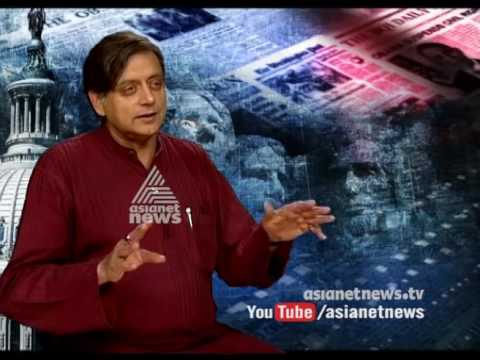 Shashi Tharoor | History of  US Presidential Election  |US Election 2016