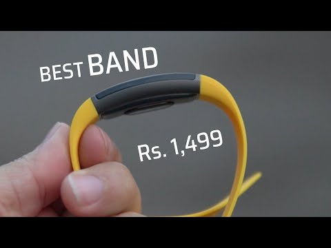 Realme Band review - Best Fitness Band for under Rs. 1500