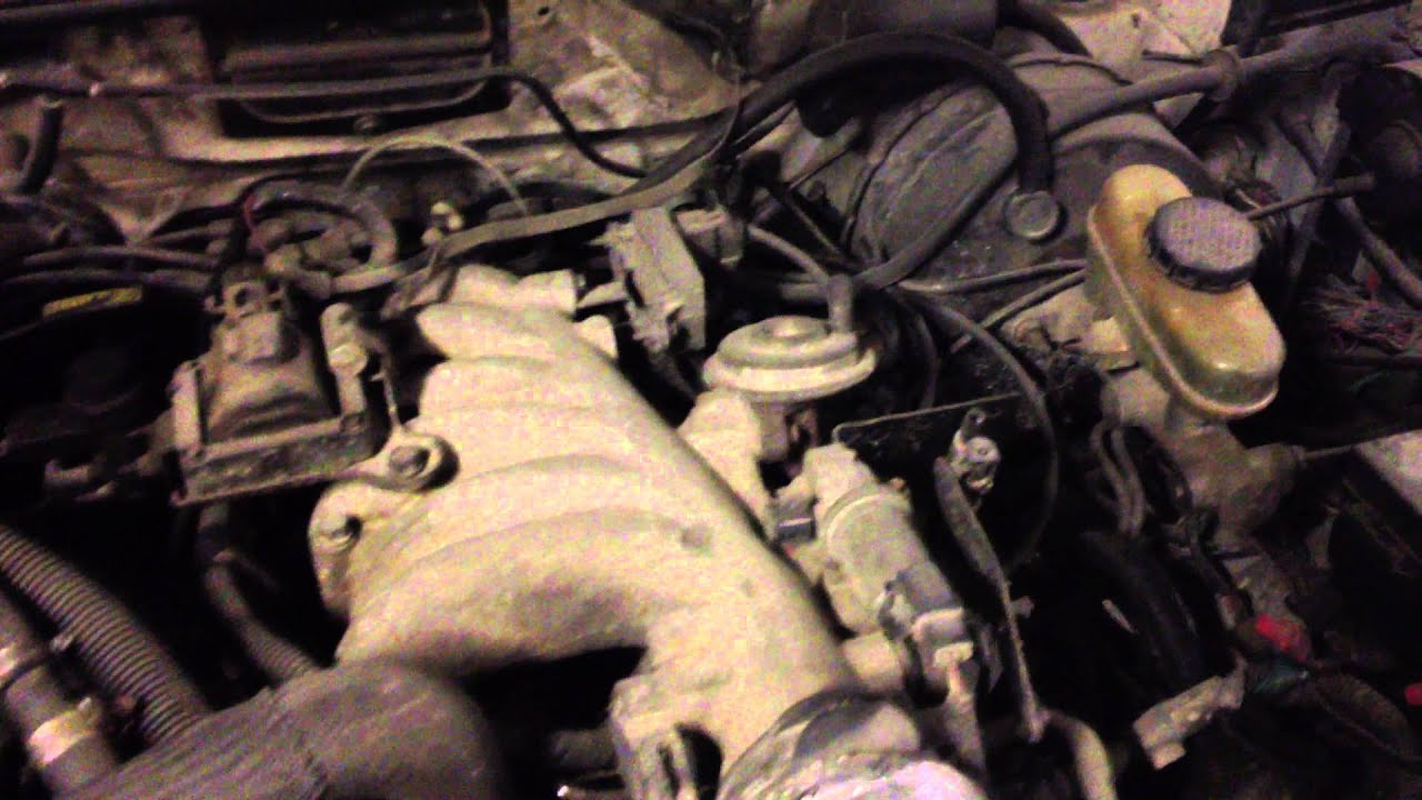 1994 Ford Ranger XLT 30L Engine  YouTube