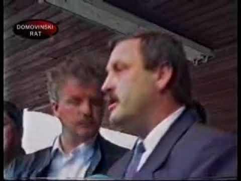 Takozvana RSK uoči VRA Oluja - 1995