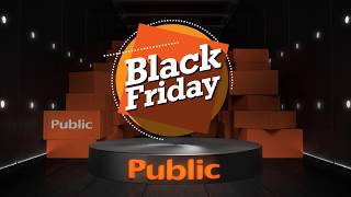 Black Friday στο Public: PlayStation VR + PlayStation Camera + PlayStation VR Worlds μόνο 199€