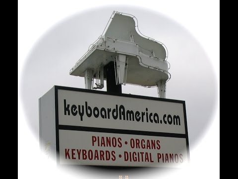 Tyros 5 (Layering Sounds) keyboardamerica 1-800-251-8887