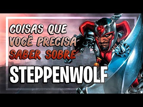 A Origem Do Lobo da Estepe ( Steppenwolf )