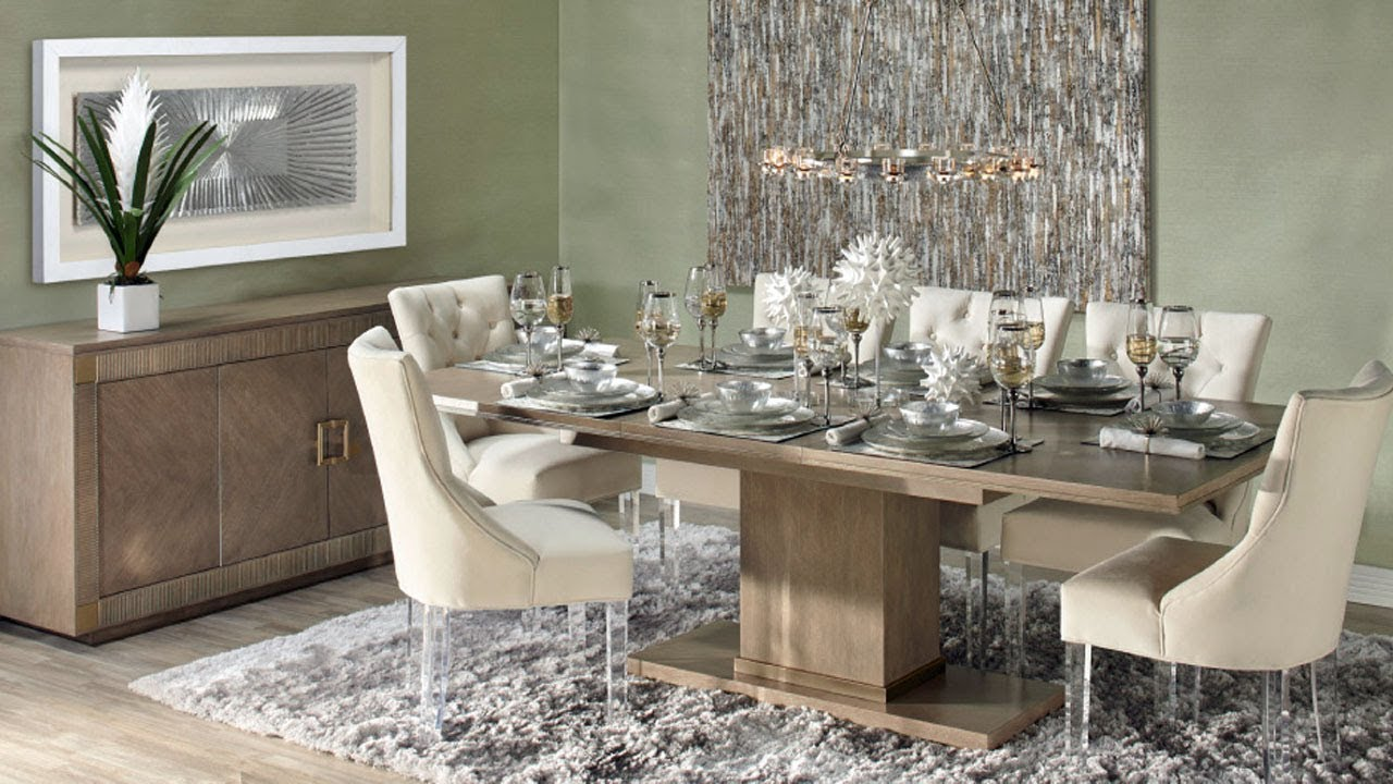 2018 Dinning Room Trends 3 - YouTube