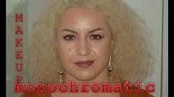 Монохроматичен Грим в Цвят Бургунди | Monochromatic makeup in Burgundy | Sen Sen Bg