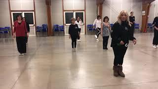 Desert ballo di gruppo