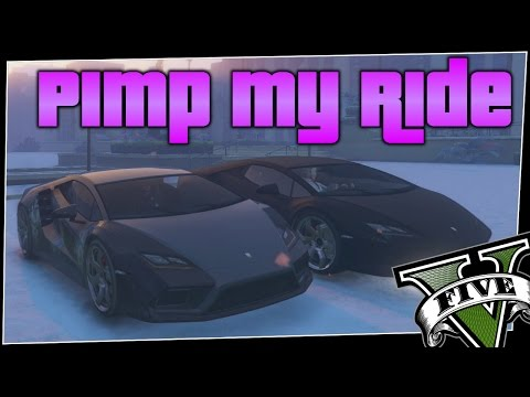 GTA 5  Pimp My Ride 200  Pegassi Tempesta  Car Customization Competition