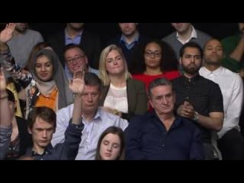 Maajid Nawaz on Brexit and the increasingly illiberal left (BBC Question Time 02/02/2017)