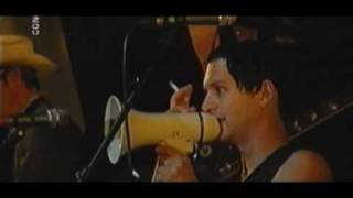 Trash Palace Feat. Brian Molko - The Metric System (Live 2002)