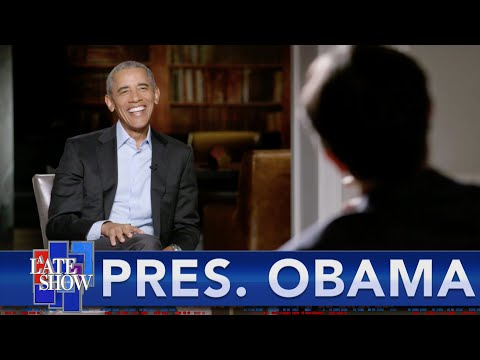 President Obama Reflects On The Drone Program And