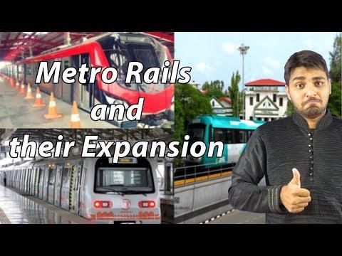 Top 10 Metro Rails in INDIA 2018 part1 thumbnail