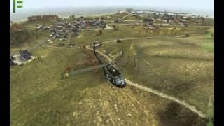 Техника полётов на вертолёте в игре DayZ. От Алексея.(Это видео- гид, по полётам на вертолёте., 2013-03-27T07:35:33.000Z)
