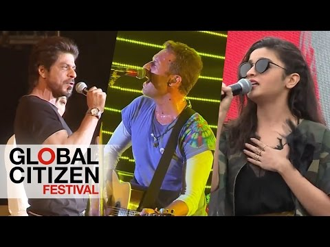 Exclusive : Full compilation Global Citizen India Concert2016