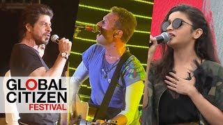 Exclusive : Full compilation Global Citizen India Concert  2016