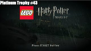 Platinum Trophy #43- Lego Harry Potter Years 5-7