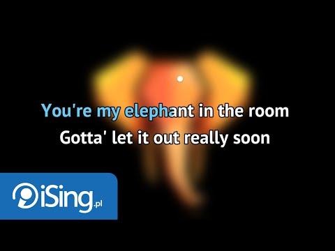 Margaret - Elephant (karaoke iSing)