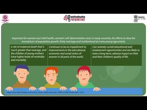 Adolescent Female Reproductive Health