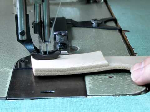 Walking Foot Sewing Machine In Action YouTube Cool Juki Walking Foot Sewing Machine For Sale