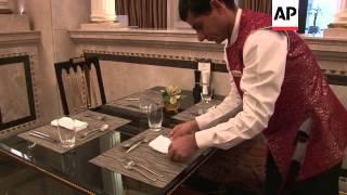 Ottoman Empire luxury in Dubai hotel