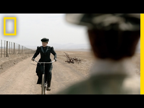 How Bicycles Changed Women's Lives | Origins: The Journey of Humankind