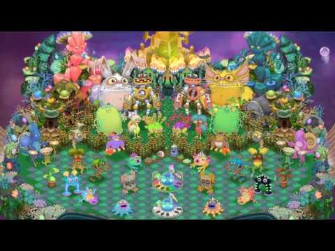 My Singing Monsters  Water Island Full Song 216