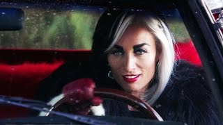 Once Upon a Time 5 - Cruella de Vil Makeup Tutorial (C