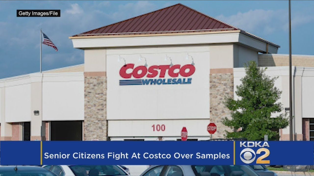 Food Fight: Free Samples At Costco Leads To Fight Between Senior Citizens
