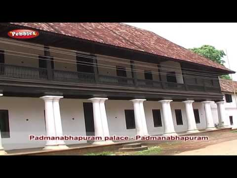 Tamilnadu Tourism: Kanniyakumari, Padmanabhapuram, Madurai, Rameswaram & Thirunelveli