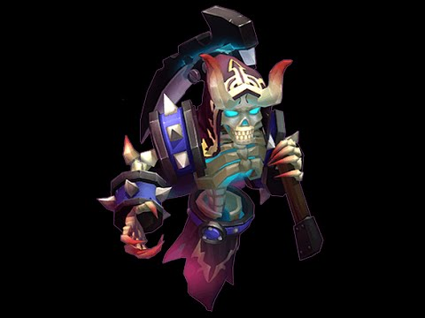 Castle Clash New Hero In The Lineup Grizzly Reaper!!! Let's Play