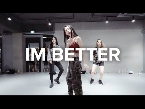 I'm Better - Missy Elliott ft. Lamb / Mina Myoung Choreography