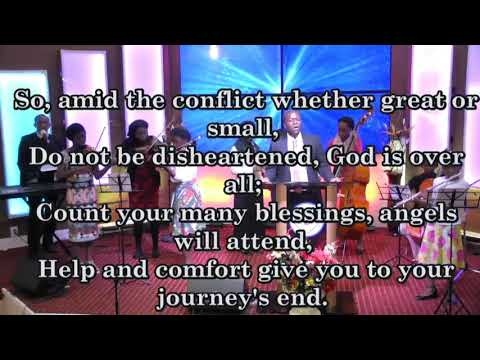 Count Your Blessing   Hymn