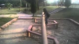 mani in japanese park 2