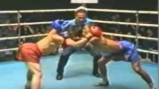 Video hài hước Muay Thai