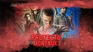 STRANGER THINGS SE BASÓ EN EL PROYECTO MONTAUK - 3TV HD -