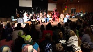 Badger Cru Fall Getaway Staff Skit 2014