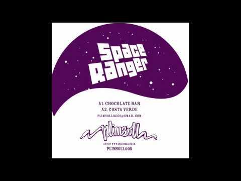 Space Ranger - Chocolate Bar