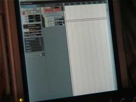 Recording Music with a Tablet PC