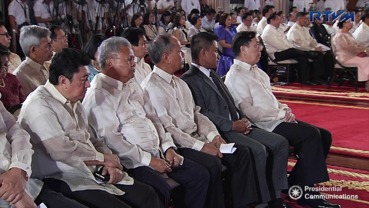 Mass Oath Taking of Appointed Officials (Speech) 2/13/2018