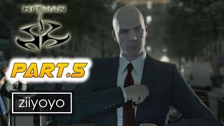Hitman Gameplay Walkthrough Part 5 [1080p HD 60FPS PC ULTRA] - No Commentary