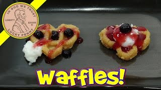 Waffles Diy Japanese Candy Kit - Kracie Popin Cookin Happy Kitchen