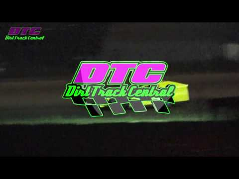 IMCA Modified A Feature Thomas County Speedway 9-4-15