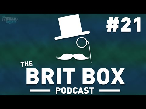 THE BEST BRITISH INSULTS! | The Brit Box Podcast - Episode #21 (ft. SkyZ)
